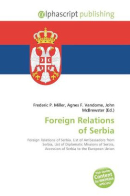 Foreign Relations of Serbia