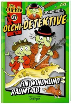 Olchi-Detektive - Ein Windhund räumt ab