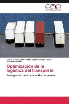 Optimización de la logística del transporte