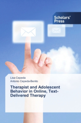 Therapist and Adolescent Behavior in Online, Text-Delivered Therapy