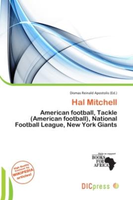 Hal Mitchell