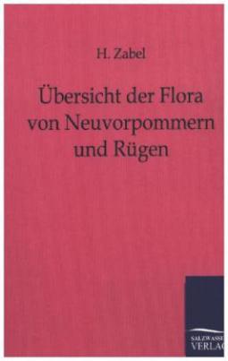 Übersicht der Flora von Neuvorpommern und Rügen