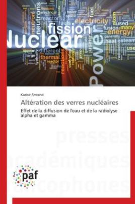 Altération des verres nucléaires