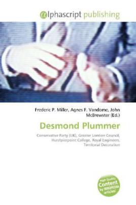 Desmond Plummer