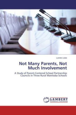 Not Many Parents, Not Much Involvement