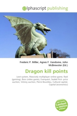 Dragon kill points