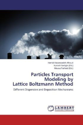 Particles Transport Modeling by Lattice Boltzmann Method