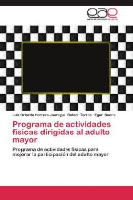 Programa de actividades físicas dirigidas al adulto mayor
