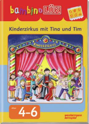 Kinderzirkus mit Tina und Tim