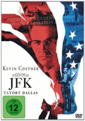 JFK - Tatort Dallas, 1 DVD