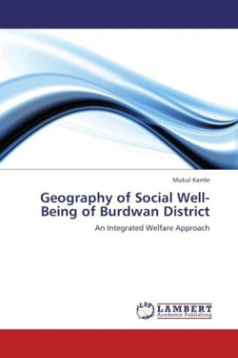 Geography of Social Well-Being of Burdwan District