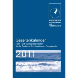 Gezeitenkalender 2011