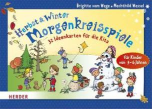 Morgenkreisspiele für Herbst & Winter