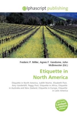 Etiquette in North America