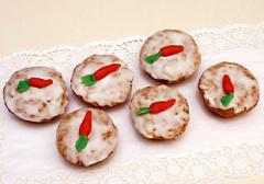 Möhren-Marzipan Muffins