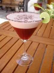 Cocktail Quenco Sour