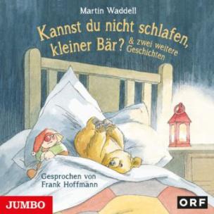 Kannst du nicht schlafen kleiner Bär?, Audio-CD