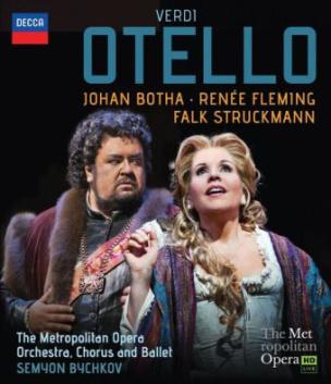 Otello, 1 Blu-ray