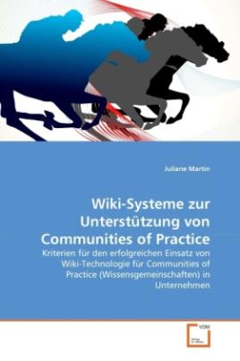 Wiki-Systeme zur Unterstützung von Communities of Practice