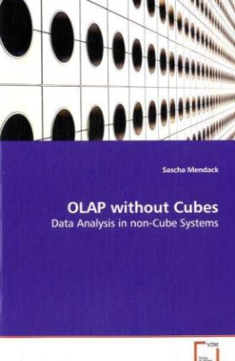 OLAP without Cubes
