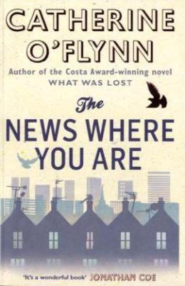 The News Where You Are. Der vierte Versuch, englische Ausgabe