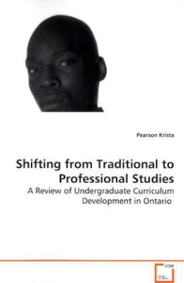 Shifting from Traditional to Professional Studies