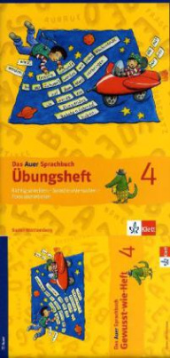 4. Klasse, Übungsheft m. Gewusst-wie-Heft