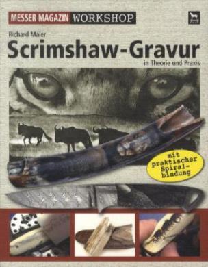 Messer Magazin Workshop Scrimshaw-Gravur