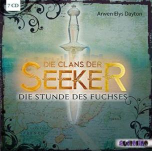 Die Clans der Seeker: Die Stunde des Fuchses, 8 Audio-CDs