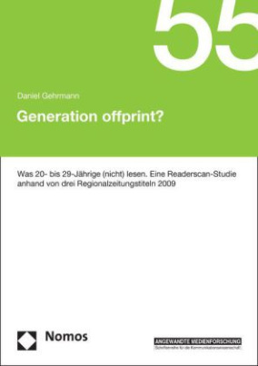 Generation offprint?