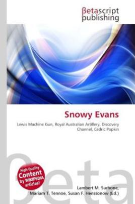 Snowy Evans