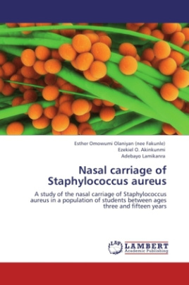 Nasal carriage of Staphylococcus aureus