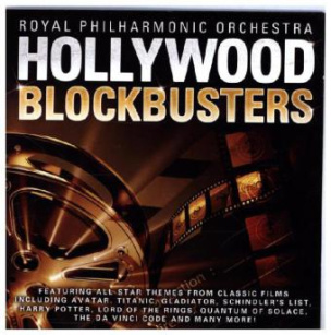 Hollywood Blockbusters, 2 Audio-CDs