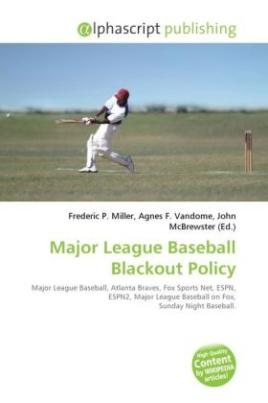 Major League Baseball Blackout Policy