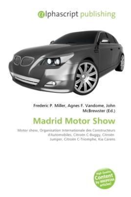 Madrid Motor Show