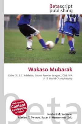Wakaso Mubarak