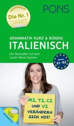 PONS Grammatik kurz & bündig Italienisch