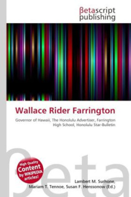 Wallace Rider Farrington