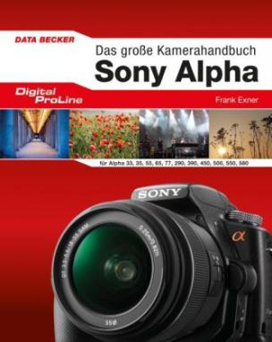 Das große Kamerahandbuch Sony Alpha