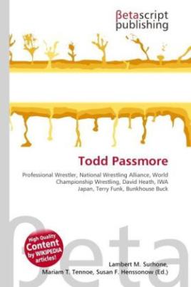 Todd Passmore