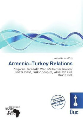 Armenia Turkey Relations