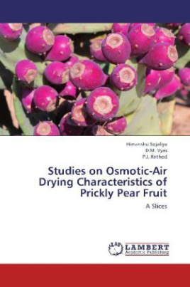 Studies on Osmotic-Air Drying Characteristics of Prickly Pear Fruit