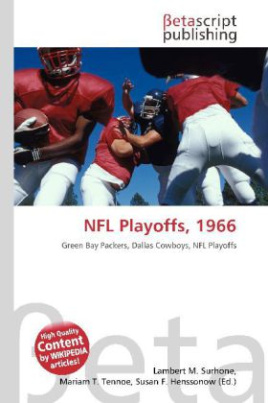 NFL Playoffs, 1966