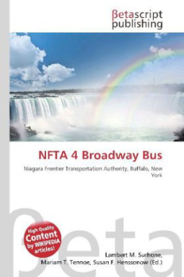NFTA 4 Broadway Bus
