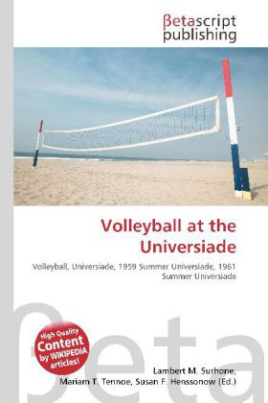 Volleyball at the Universiade