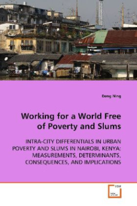 Working for a World Free of Poverty and Slums
