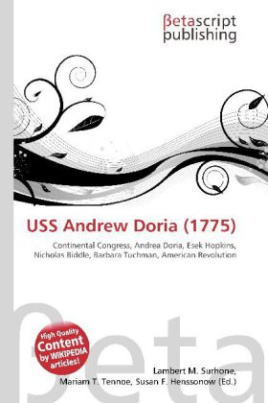 USS Andrew Doria (1775)