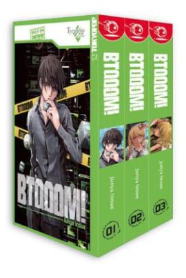 BTOOOM! Box 01. Bde.1-3