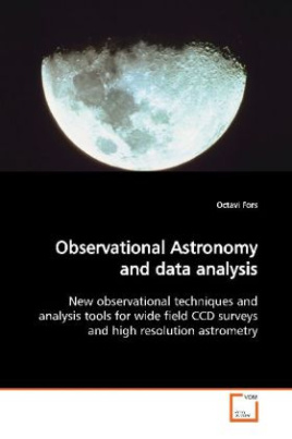 Observational Astronomy and data analysis