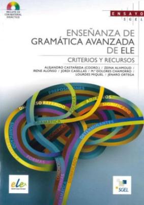 Enseñanza de gramática avanzada de ELE, m. CD-ROM